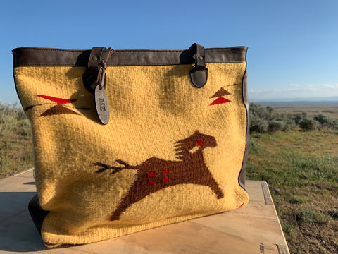 Wild Horses Shoulder Bag - SALE