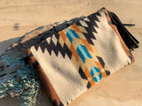 Pendleton Wool Clutch with Strap