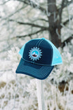 Mountain Biking Gears Trucker