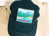 Iron Pine Red Fish Lake Snapback