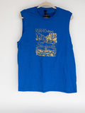 Celebrate Idaho 1890 Salmon Men's Tank