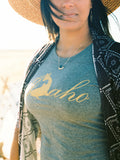 Idaho Fish Hook Ladies Tee