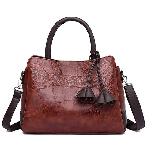 New Female Luxury Leather Designer Hand bags For Women Shoulder Bag.
