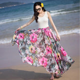 New Arrival Women Bohemian Long Skirts.