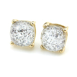Hot Selling Glitter Stud Earrings Women Fashion Jewelry.