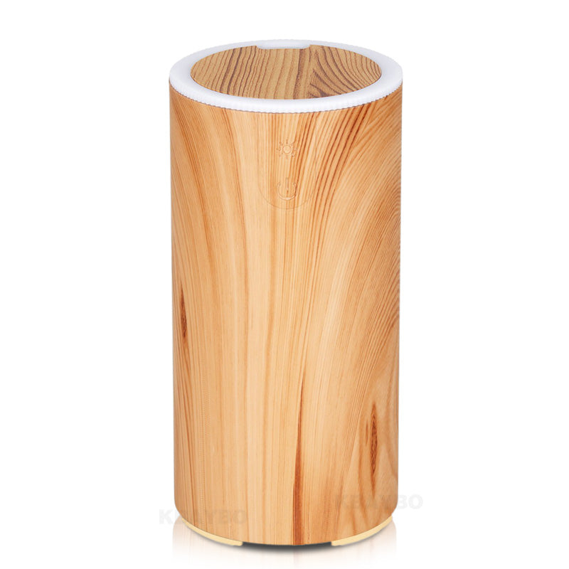 50ML USB Wood Aromatherapy Oil Diffuser