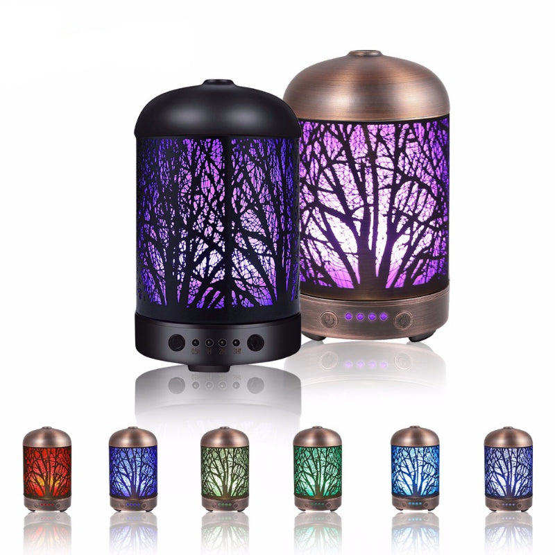 100ml Forest Essential Oil Diffuser
