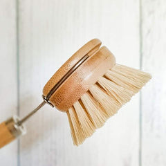 LONG HANDLE DISH BRUSH | BIODEGRADABLE | CASA AGAVE