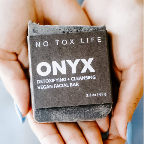 DETOXIFYING CHARCOAL CLEANSING BAR | NO TOX LIFE
