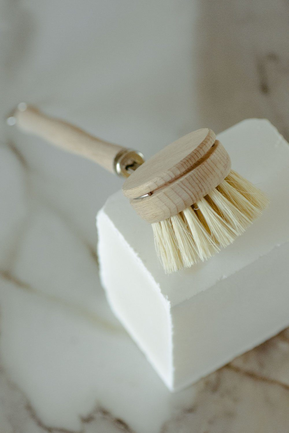 BIODEGRADABLE DISH BRUSH REPLACEMENT HEAD