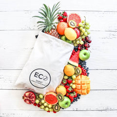 THE FAMILY | REUSABLE PRODUCE BAG SET