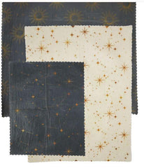 "BEES WAX FOOD WRAP | SET OF 3 | ""Matariki"""