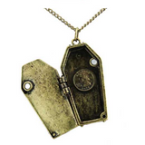 Home at Last Coffin Locket