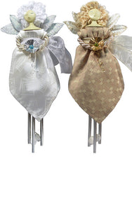 Indoor Solar Window Angel Chime - Wind Chime Fun