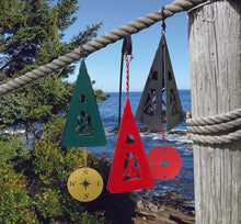 Compass Rose® Wind Chime Bell- Customizable - Wind Chime Fun