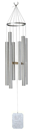 Earth Song  Tuned Wind Chime- 4 Sizes Available - Wind Chime Fun