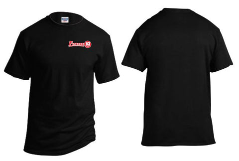 FITNESS19 Mens UNIFORM 29M Jerzees 50/50 T-Shirt