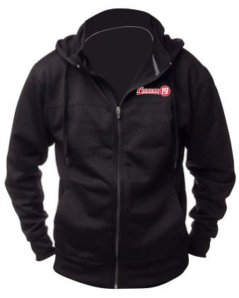 Unisex - EXP80PTZ POLY TECH REMOVABLE HOOD PERFORMANCE JACKET (HOOD ON SIZE XS IS NOT REMOVABLE)- $39.50