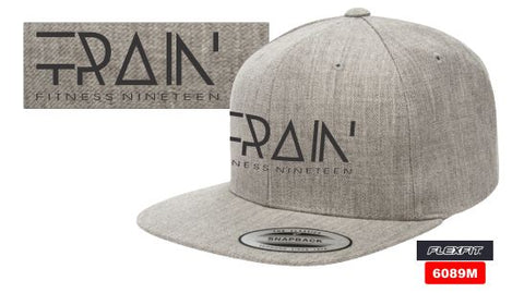 FITNESS19 TRAIN HAT - GREY