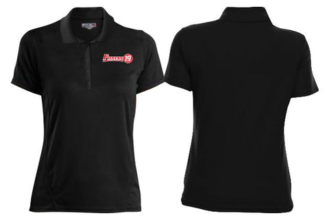 LADIES L475 SPORT-TEK DRY-ZONE PERFORMANCE POLO (XS - XL)