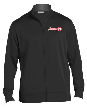 ST241 MENS SPORT-WICK FLEECE CADET PERFORMANCE JACKET $38.00