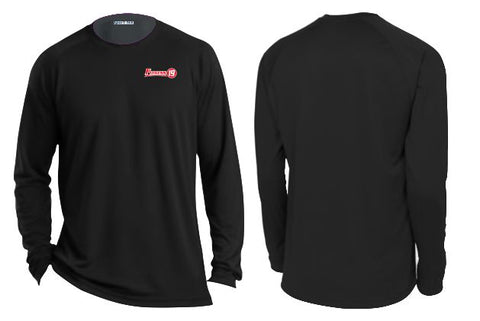 FITNESS19 MENS UNIFORM ST420LS SPORT-TEK DRY ZONE LONG SLEEVE SHIRT (COMPANION TO THE T473 SHORT SLEEVE)
