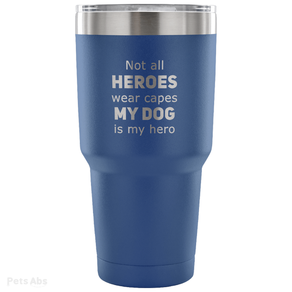 Heroes Tumbler-Pets Abs Shop