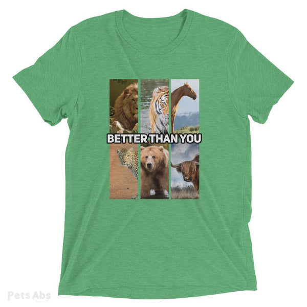 Better Than You Wild-Pets Abs Shop