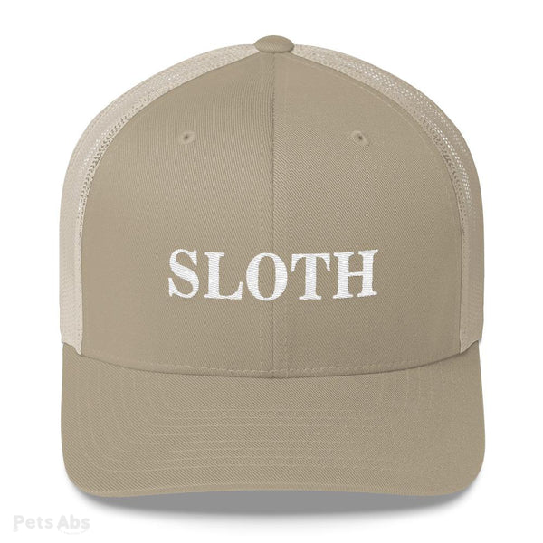 Sloth Trucker-Pets Abs Shop