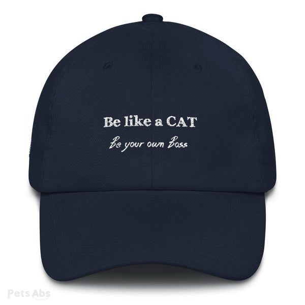 Be like a cat hat-Pets Abs Shop