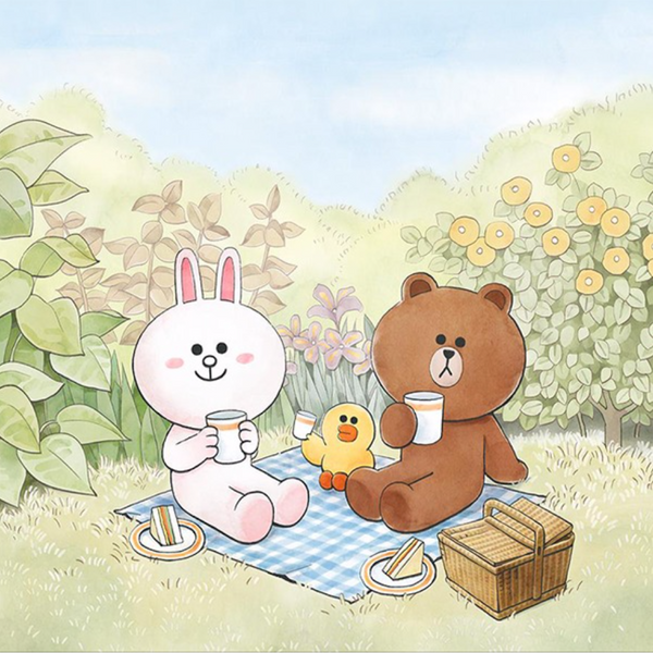 LINE FRIENDS are on their way...Launch March 2019