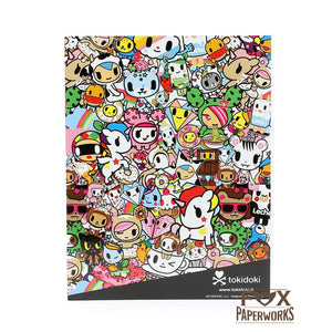 Ring Binder Tokidoki - Stationery