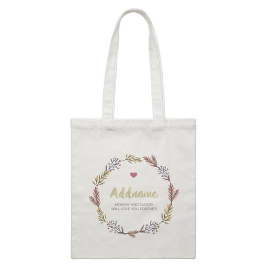 Autumn Leaves Canvas Bag