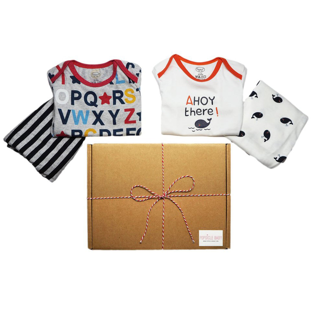 PJs Gift Set - Baby Boy