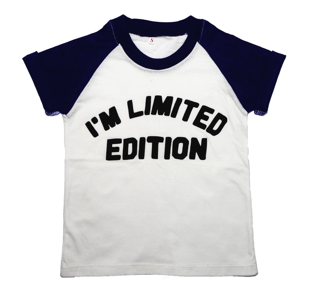 I'm Limited Edition Cotton T-Shirt White