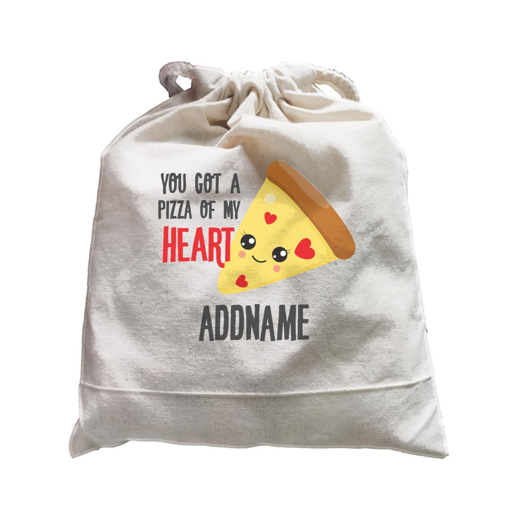 You got a Pizza of my heart Satchel