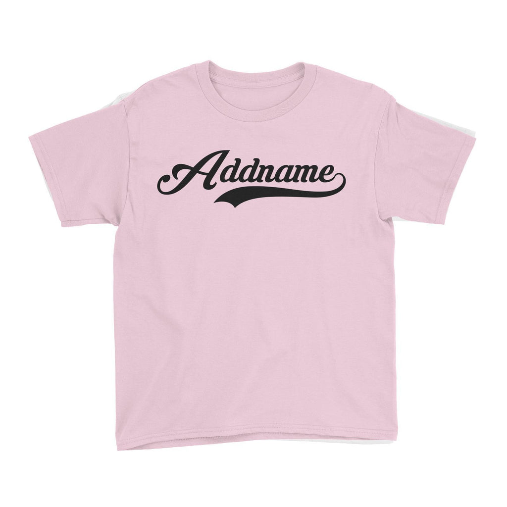 Retro Name Customizable Tee