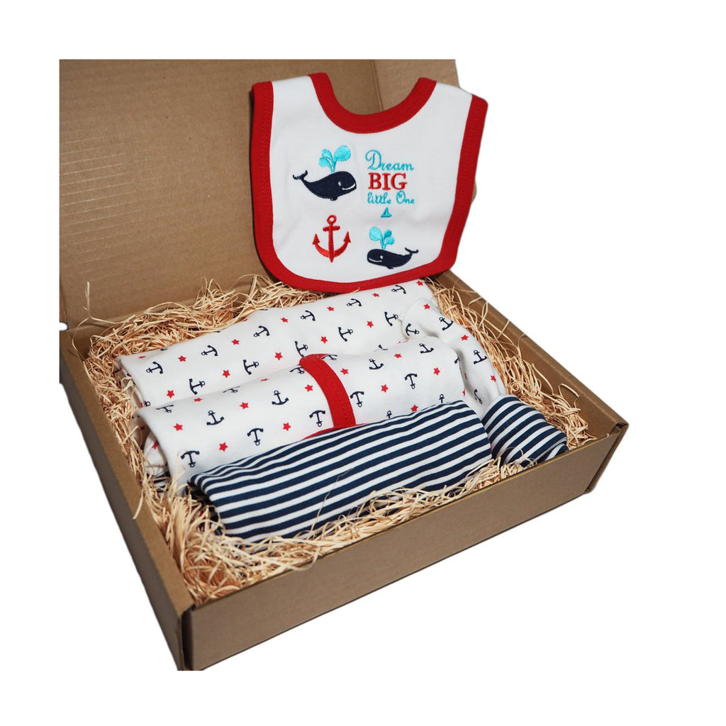 5 Piece Starter Box- Little Sailor