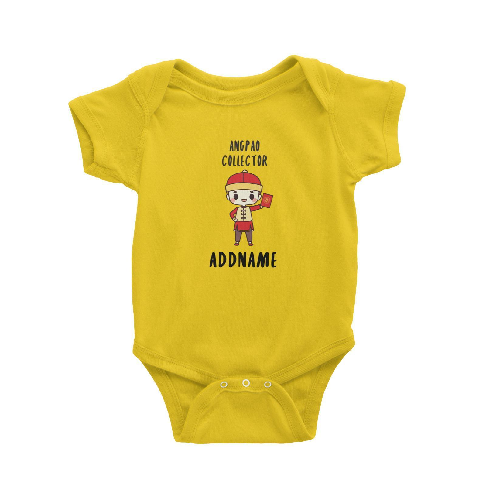 9d38e7f86ad Little Boy Angbao Collector customizable Romper – Popsicle Baby