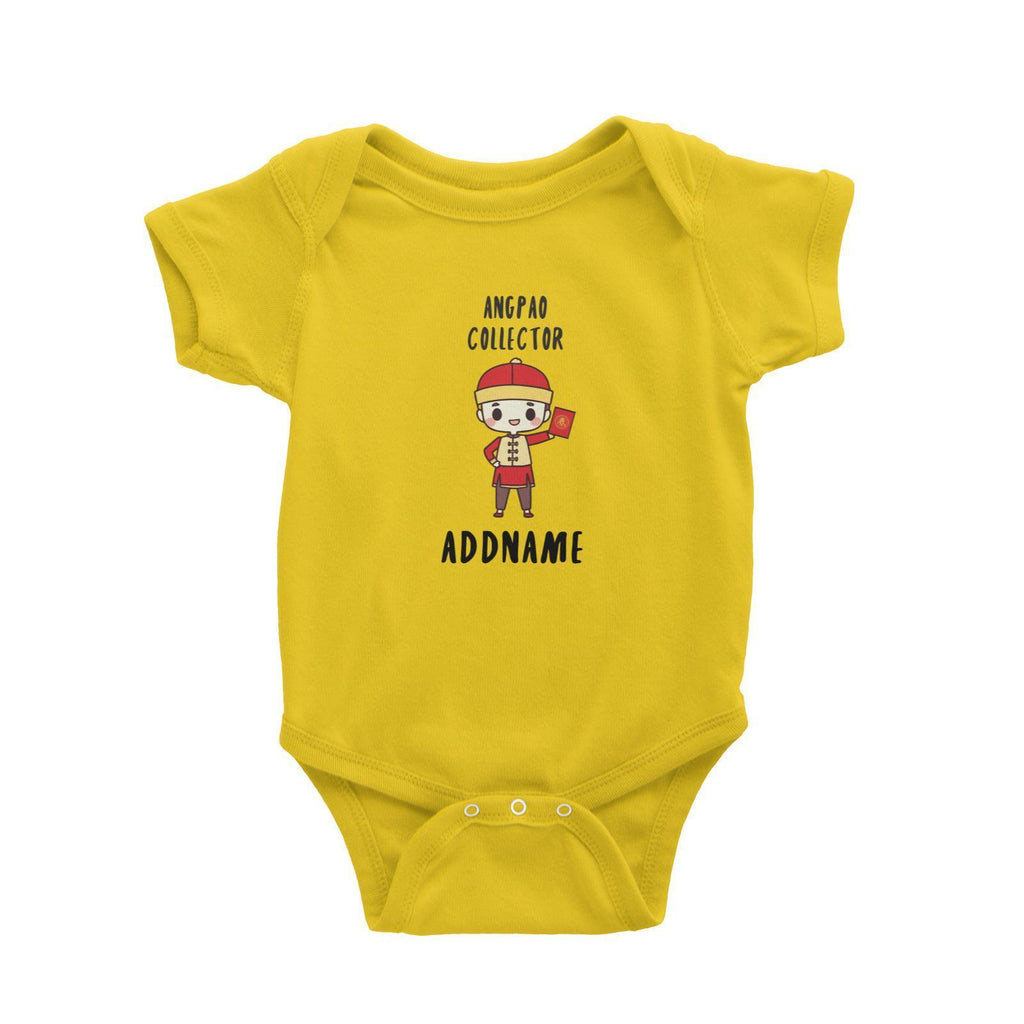 Little Boy Angbao Collector customizable Romper
