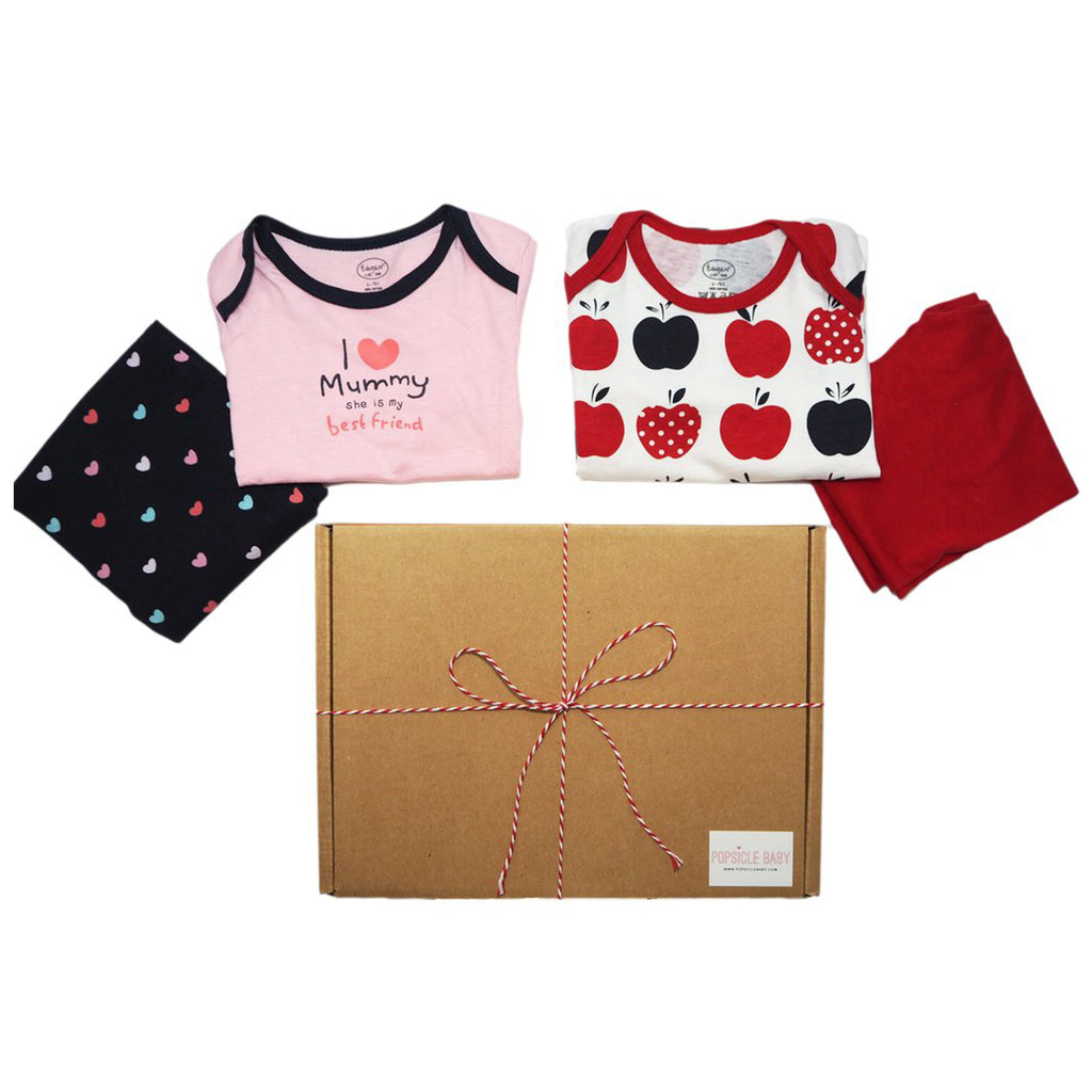 PJs Gift Set - Baby Girl