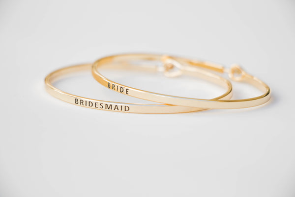 BRIDESMAID Pulsera