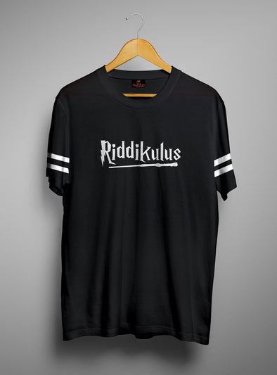 Riddikulus | Men's Round Neck | Graphic Printed Premium T-Shirt