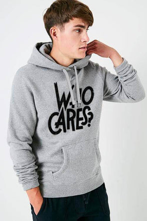 Who Cares Cotton | Premium  Cotton Hoodies