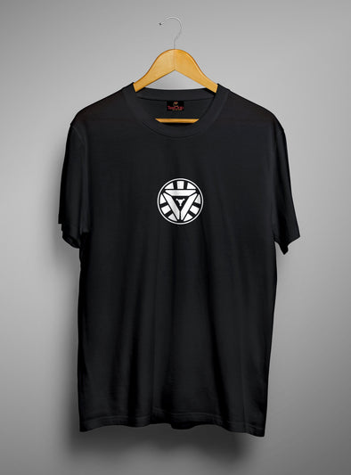 Arc Reactor | Men's Round Neck | Graphic Printed Premium T-Shirt - TeeClap