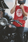 Men's Premium quality Printed T-shirt  Biker's - Ride to Live