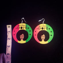 Earrings-Naturally Dope