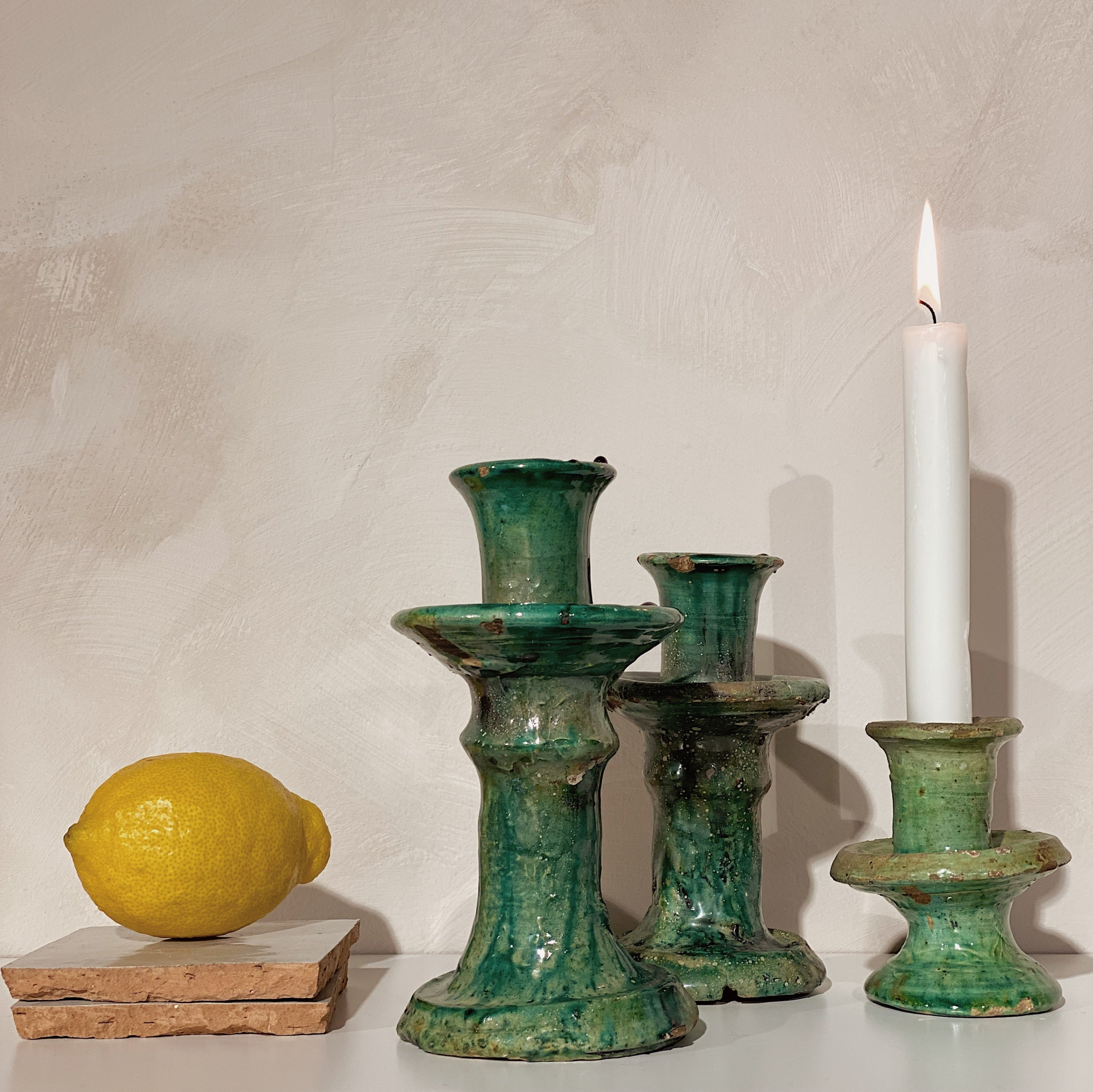 Tamegroute candle holder M