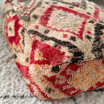 Load image into Gallery viewer, Amazigh pouf #122
