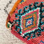 Load image into Gallery viewer, Amazigh pouf #153